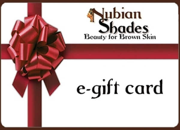 Nubian Shades e-gift card